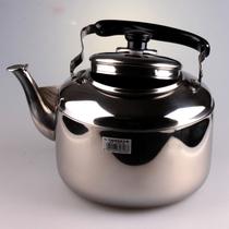 其他 庆展琴音鸣笛不锈钢6L水壶煤气灶电磁炉通用烧水壶产品图片主图