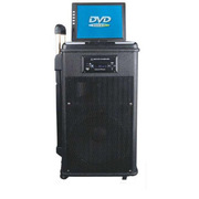 托瓦 单8寸/12寸广场舞音箱 拉杆音箱 户外音响 手拉式音响音箱 一体机 1214TV 13.5寸显示屏 两手持