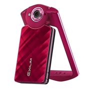 卡西欧 EX- TR500 自拍美颜神器数码相机 红色