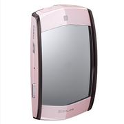 卡西欧 EX-MR1 数码相机 自拍魔镜(1400万像素 2.7英寸液晶屏 ) 粉色