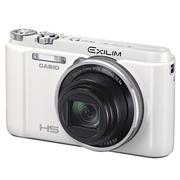 卡西欧 ZR1500 数码相机 (1610万像素 3.0英寸液晶屏 ) 白色