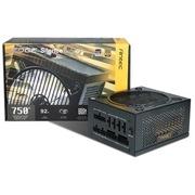 安钛克 额定750W  EDGE750 电源(135mm白光风扇/80PLUS金牌/全模组/支持SLI/支持背线)