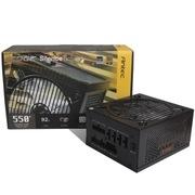 安钛克 额定550W  EDGE550 电源(135mm白光风扇/80PLUS金牌/全模组/支持SLI/支持背线)