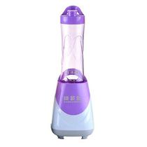 迈辉 锦年家居 盼多多多功能迷你电动榨汁机 果汁杯 紫色产品图片主图