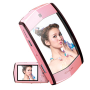 卡西欧 EX-MR1 数码相机 自拍魔镜 粉色