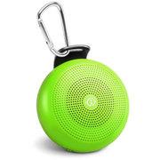 咔哟 FOX蓝牙音箱 插卡音响电脑小无线迷你便携式手机低音炮音乐户外播放器 绿色