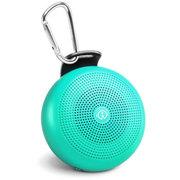 咔哟 FOX蓝牙音箱 插卡音响电脑小无线迷你便携式手机低音炮音乐户外播放器 蓝色