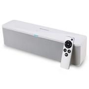 山水 SANSUI/D50蓝牙回音壁 声霸一体机家庭影院 液晶平板电视音响 有源音箱 乳白色