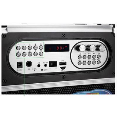 爱歌 无线音箱户外音响便携式广场舞低音炮大功率扩音器音乐播放产品图片4