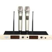 现代 U8300 无线话筒/U段话筒 (金色)
