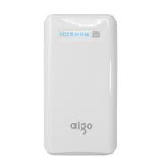 aigo 爱国者数码公司出品 RL66 6600毫安 云电宝/移动电源/wifi/无线3G 白色 官方标配+A33+1拖3线
