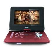 先科 14寸移动DVD播放器便携式evd影碟机高清屏带小电视播放机器