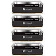 海盗船 统治者铂金 DDR4 2666 16GB(4Gx4条)台式机内存(CMD16GX4M4A2666C16)