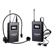 得胜 WTG-500 麦克风无线传声系统 导游同声传译电教可多搭配接收器 标配500T+500R