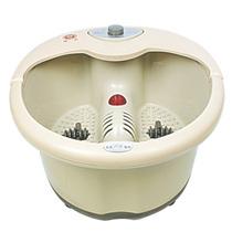 狮傲康 SAK-350A足浴盆 气泡增氧足浴器 高磁保健 红外理疗 足浴器产品图片主图
