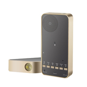 艾米尼 kyoeon创意无线蓝牙音箱  便携式车载迷你小音响 多功能自带移动电源FM收音机