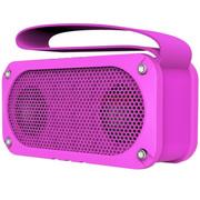 山水 SANSUI/ E33 户外无线NFC蓝牙音响 插卡迷你音箱 便携式防摔防尘低音炮 紫色