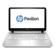 惠普 Pavilion 15-p224TX 15.6英寸笔记本(I5-5200U/4G/500G/GT830M/Win8/银色)