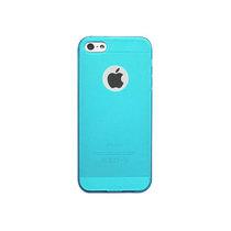 魅士 iPhone5/5S手机壳 透蓝产品图片主图
