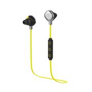 abardeen 魔浪 蓝牙4.1定制多功能智能APP运动耳机 适用于安卓系统兼容 黄色