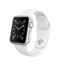 苹果 Apple Watch SPORT MJ3N2CH/A 智能手表(白色/42毫米表壳)产品图片主图