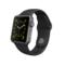苹果 Apple Watch SPORT 智能手表(黑色/38毫米表壳)产品图片1
