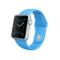 苹果 Apple Watch SPORT 智能手表(蓝色/38毫米表壳)产品图片1