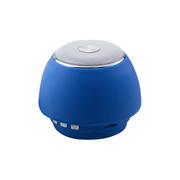 科勒德 DF-B08无线蓝牙音箱便携插卡小音响笔记本USB触摸低音炮电脑音乐播放器 蓝色