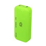 安拓比(ATB) 移动电源6400mAh手机平板通用女性充电宝苹果三星输出 LG电芯更安全更放心更耐用 草绿色