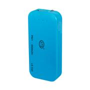 安拓比(ATB) 移动电源6400mAh手机平板通用女性充电宝苹果三星输出 LG电芯更安全更放心更耐用 浅蓝色