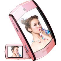 卡西欧 EX- MR1自拍魔镜自拍神器数码相机1400万像素无线LAN 粉色产品图片主图