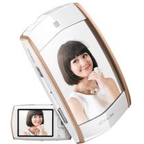 卡西欧 EX- MR1自拍魔镜自拍神器数码相机1400万像素无线LAN 白色产品图片主图