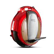 奔放 独轮车 自平衡车 智能单轮思维车 迷你代步风火轮火星车 户外智能骑行滑行器 红色