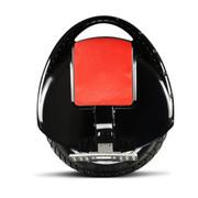 奔放 独轮车 自平衡车单轮智能代步车 体感车思维车火星车 碳纤维电动车 黑色