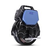 奔放 智能体感车 拉风自平衡独轮车火星车 户外运动滑行器 代步电动风火轮 行车电脑思维车 黑色花纹