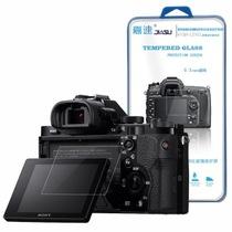 嘉速 索尼SONY ILCE-7/α7/A7/7S/7R微单相机 高透防爆防刮钢化玻璃保护贴膜/金刚膜产品图片主图