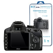 嘉速 尼康D3200 单反相机专用 高透防刮钢化玻璃保护贴膜