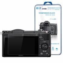 嘉速 索尼SONY ILCE-A5000L/5100L/6000L/α6000微单相机 高透防爆防刮钢化玻璃保护贴膜/金产品图片主图