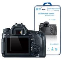 嘉速 佳能70D 单反相机专用 高透防刮钢化玻璃保护贴膜产品图片主图