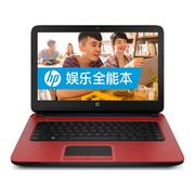 惠普 g14-a005TX 14英寸笔记本(i5-4200U/4G/500G/R5 M240/Win8.1/红色)