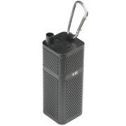 飞指 FZ-501 便携式空气净化器 随身空气净化器 空滤 去除PM2.5 甲醛 苯 硫化物 防雾霾 成人黑色