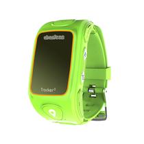 阿巴町 儿童智能手表(荧光绿)产品图片主图