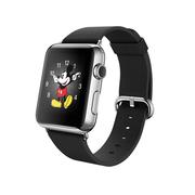 苹果 Apple Watch 智能手表(黑色/38毫米表壳/经典扣式表带)