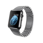 苹果 Apple Watch 智能手表(深空黑色/38毫米表壳/链式表带)
