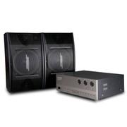 狮乐 BX-103/K555专业会议室舞台KTV大功率音响套装 家庭影院卡拉OK套装