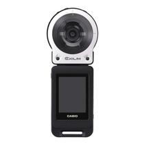 卡西欧 EX-FR10 数码相机 1400万像素 21mm广角 F2.8光圈 白色产品图片主图