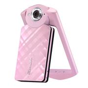 卡西欧 EX-TR500 数码相机/自拍神器 单机版 粉红色