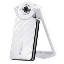 卡西欧 EX-TR500 数码相机/自拍神器 单机版 白色产品图片主图