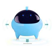 耐鹰 Bay 小音箱 电脑音响 笔记本USB2.0卡通迷你礼品小音响 太空人低音炮 浅蓝色