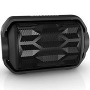 飞利浦 BT2200B Shoqbox MINI便携式无线蓝牙音箱 高品质运动户外防水音响 免提通话 小金刚低音炮